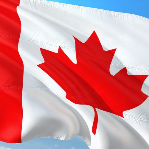 Canada Flagge