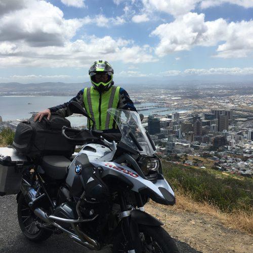 Lions Head Capetown BMW GS 1200 LC