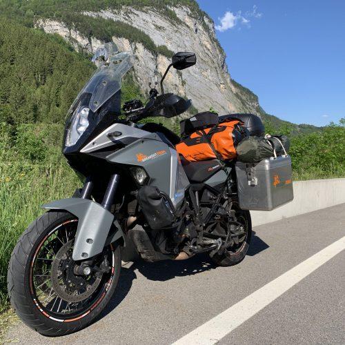 KTM Super Adventure T 1290