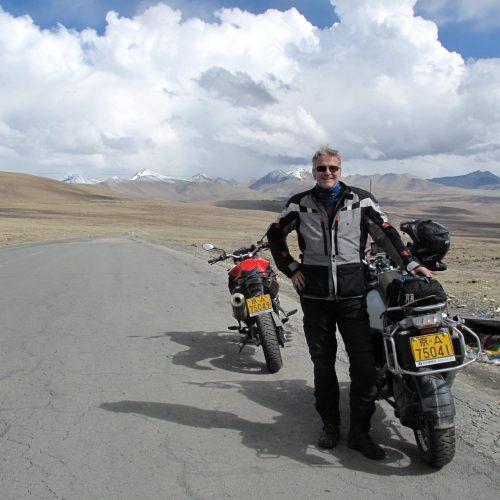 Michael Zesewitz Tibet